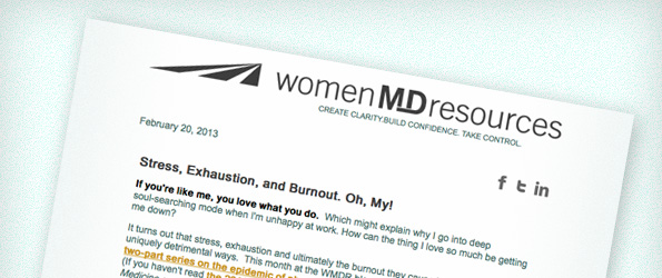 Stress, Exhaustion, and Burnout. Oh, My!