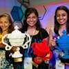 Creating the Scientific Woman –Lessons From Google's First Science Fair
